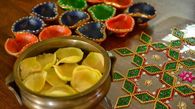 home and office diwali decoration ideas 2014 india