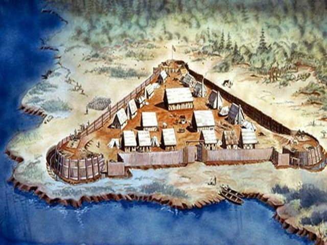 jamestown the first colony in the new world