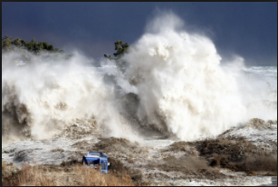 **Alert** 9.2+ Mega-Quake Imminent; FEMA Warns 100 Ft Tsunami Will Hit West Coast (Video)