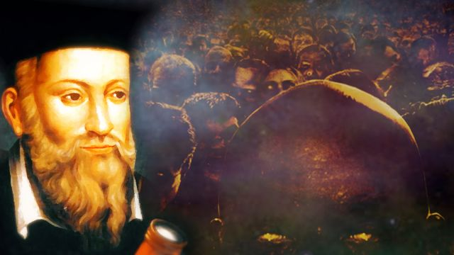 Nostradamus Pig Human Prophecy - ABN The Armageddon Broadcast Network - Lord RayEl RaEl
