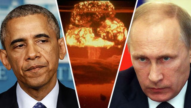 Putin & Obama Begin The Battle of Armageddon - ABN