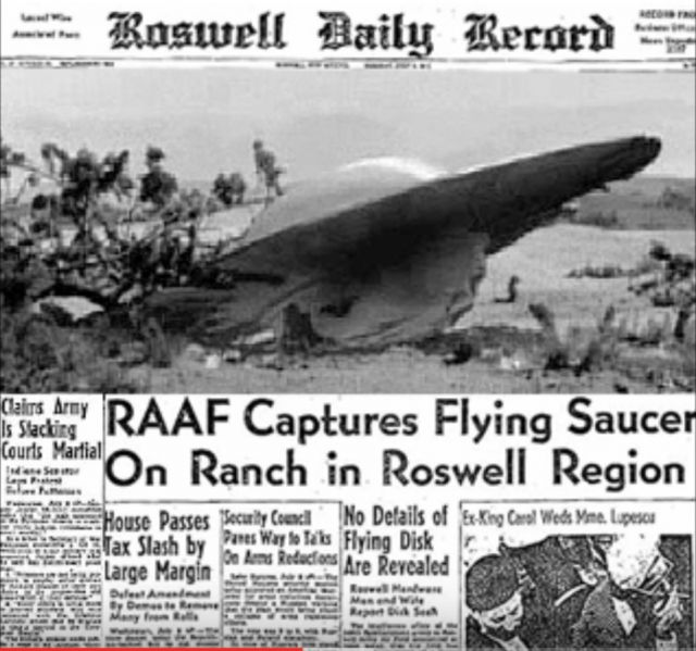 roswell incident essay