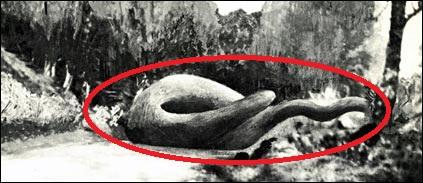 last sighting of loch ness monster