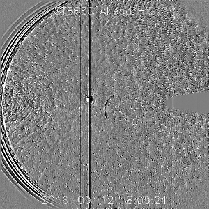 image STEREO-A HI2 from September 12th 2016