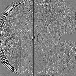 image STEREO-A HI from September 26th 2016