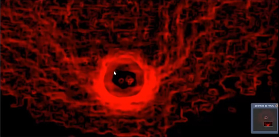 image Nibiru close up