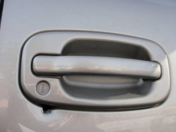 Warning About Car Door Locks Alternative