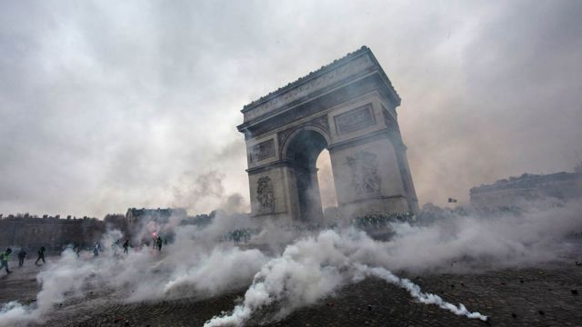 Flames of Revolution Spread in Europe