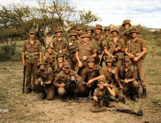 OPEN LETTER TO LIBERALS FROM RHODESIAN HEROES