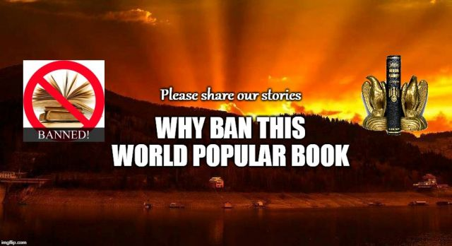 Globalists Censor History's Most Popular Book