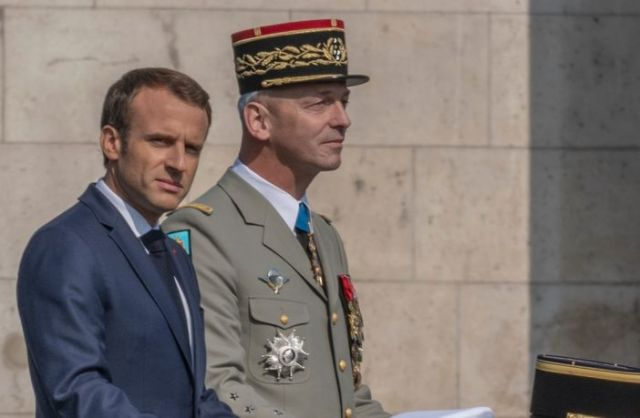 FRENCH REGIME'S COLLAPSE INEVITABLE