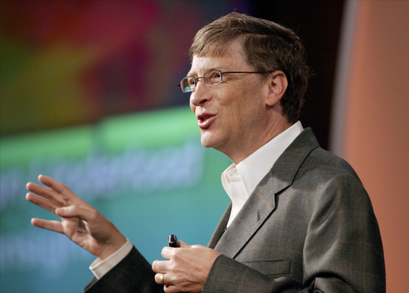 Bill Gates wants to register all new babies on the planet