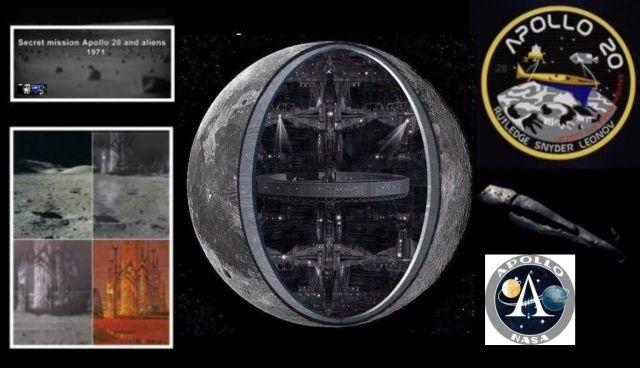 Apollo 17 and mission Apollo 20: Erased from NASA records ...
