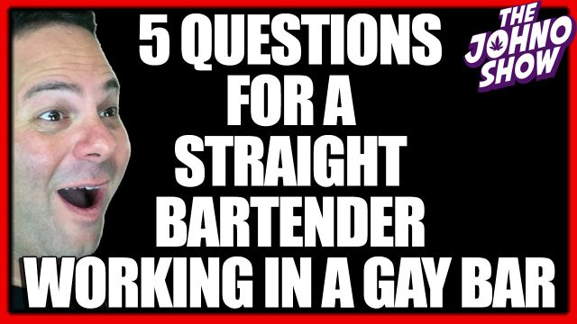 5 Questions for a Straight Bartender Working in a Gay Bar