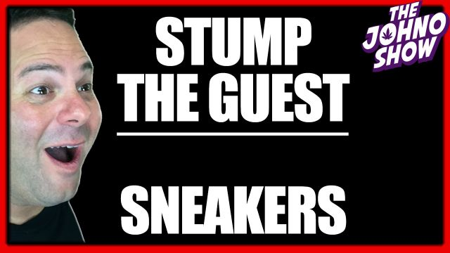 PLAY ALONG: Stump the Guest – Subject: Sneakers