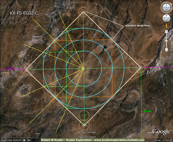 """Egypt – Secrets Found – Ancient """"Space-Ports"""": """"When Men Of Earth Traveled The Stars"""" Egypt-geoglyphs-aircraft-B%281%29"""