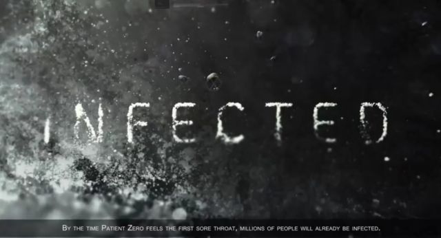 Tom Clancy's Pandemic Warning!  Dark Winter Is This Why He Was Killed?