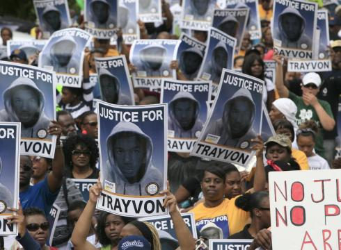 A                             Historical Event Days Away? John Moore On                             The Trayvon Martin Protests