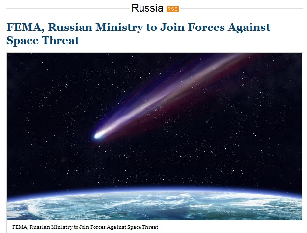 Comet ISON & US Govt Oct. 1st Prep: What Does The US Govt Know That We Don't?