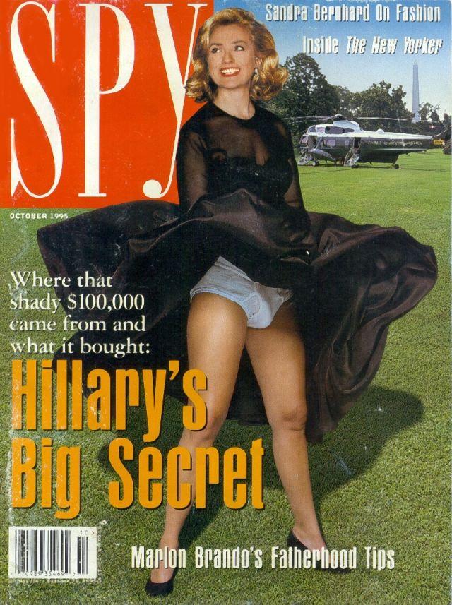 Hillary Clinton: Our 1st Lesbian President?
