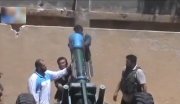 Syrian Rebels Admit Chemical Attack Responsibility To Associated Press Reporter (Video)