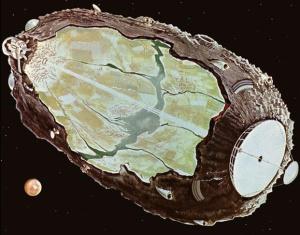 Risultati immagini per PHOBOS, alien base