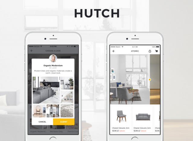 Zillow set with $10m funding for the virtual interior design app Hutch