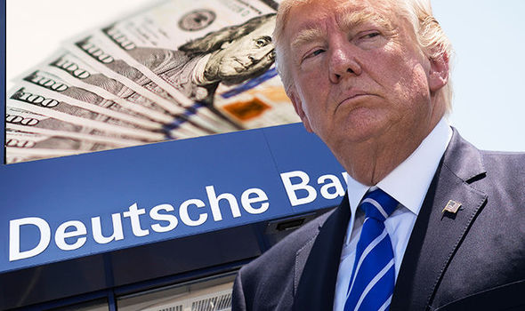 Why Trump's handling of a Deutsche Bank loan is so foreboding