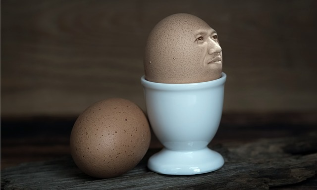 Been cursed? Break an egg to see