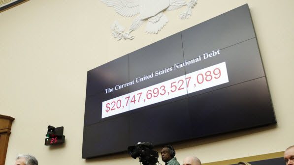 US debt payments will soon exceed military spending