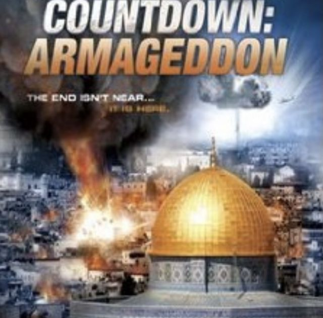 Pre Armageddon 2021 War Israel War