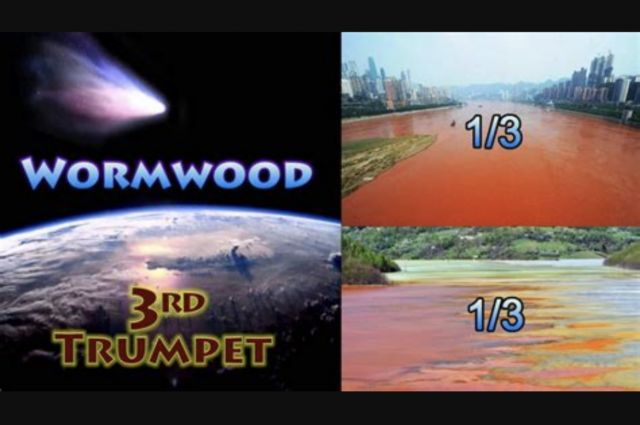 Wormwood Hits Earth! NASA Warns The Asteroid Of Revelation 8 May Already Be Heading To Earth