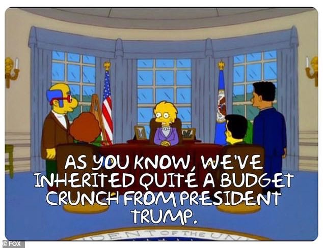 The Simpsons Predicted The Next US President After Trump 20 years ago. The Insane Similarities Between Donald Trump And Abe Lincoln and I Pet Goat 2.  Confirmation Of The Rapture Date.  Awesome Videos And Decode!