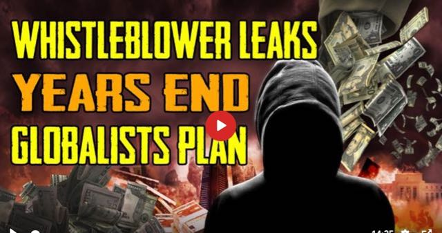 "Whistleblower Leaks ""Years End"" Globalists Plan. Another 12 Step Detailed Covid-19 Project Plan Revealed.  We Are At Step 5. Awesome Doctor Presentation On Masks And Vaccines.  Excellent Videos!"