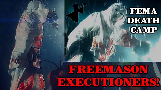 The Video Freemasonry Doesn't Want You To See!!!!! FEMA Death Camp Executioners...Great Videos.