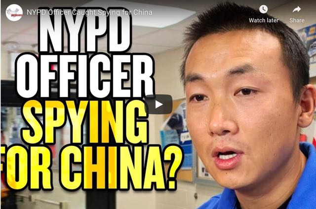 NYPD Officer Caught Spying for China.  Chinese Soldiers Caught CRYING. Trump and China's Xi Jinping Face Off at UN.  Great Videos!