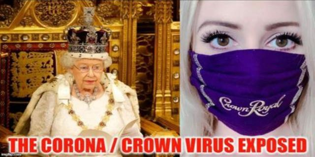 Crown / Corona The Deeper Meaning.  Need More Proof They Want To Control You?  Banned Immediately On YouTube.