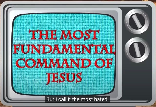 The Most Hated of All Jesus' Teachings by a Voice in the Desert - Great Videos