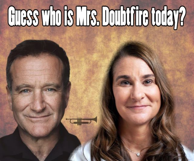 Guess Who Is Mrs. Doubtfire Today? Welcome To The Grand Illusion!  Great Video By Shaking My Head Productions.