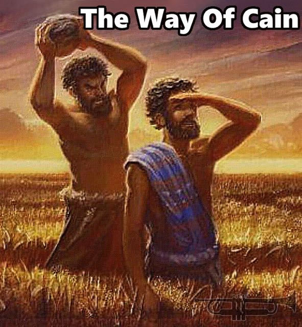 The Way of Cain Is The World Today.  Find Out Who Is Cain Today And Whether You Are Following The Way Of Cain Or The Way Of Yahweh.  Are You On The Road To Heaven Or To Hell?  Great Videos By A Great Christian Warrior.  Don't Miss The Picture Of Obama Taken In A Chicago Bath House.