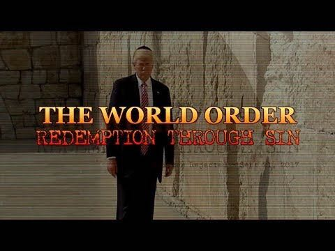 Armageddon And The New World Order.  Redemption Through Sin.  Awesome Heavily Censored Video Showing How The Secret Societies Are Being Used To Further Their Agenda To Usher In Their Two Fake Snake Messiahs And Their Stinking Jew New World Odor!