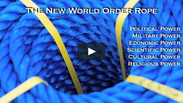 NWO: Secret Societies and Biblical Prophecy Vol. 1.  Well Researched Documentary.  Excellent Video.