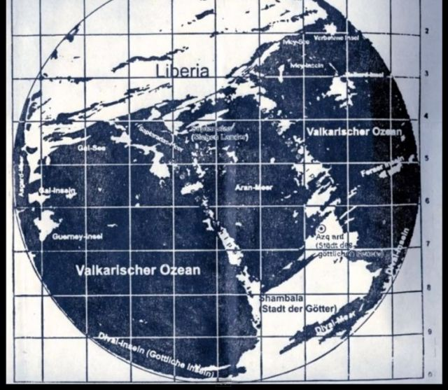 Hollow Earth Photograph Unexplained - Pics about space