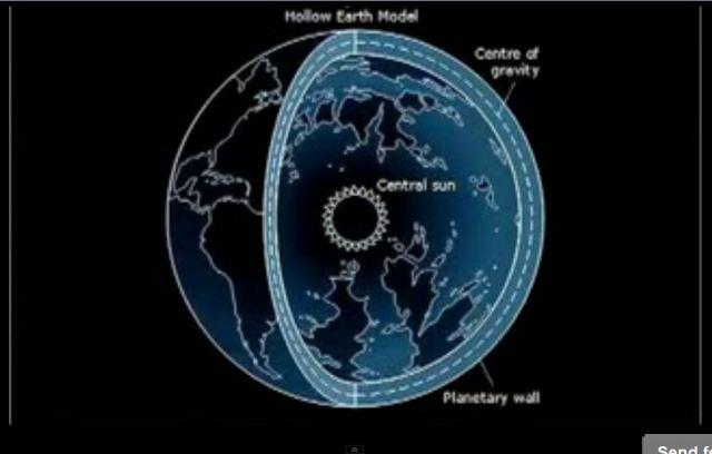hacked nasa hollow earth - photo #19