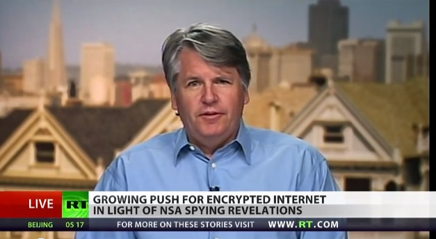 Just Released! Before It's News Founder Speaks Out On NSA, Privacy & Protecting Your Data From Cyber Criminals & Big Brother (Video)