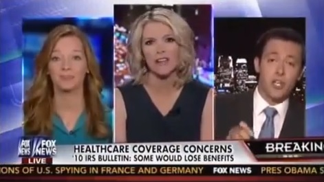 Megyn Kelly Explodes At Democrat Over Obama's Obamacare Lies (Video)