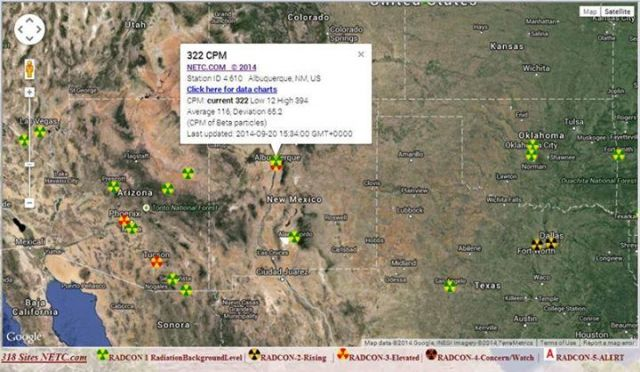 Something Very Strange Is Going On In California And New Mexico 97