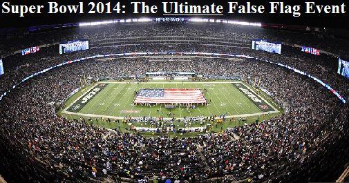 X22Report: Will Super Bowl False Flag Get The Green Light?