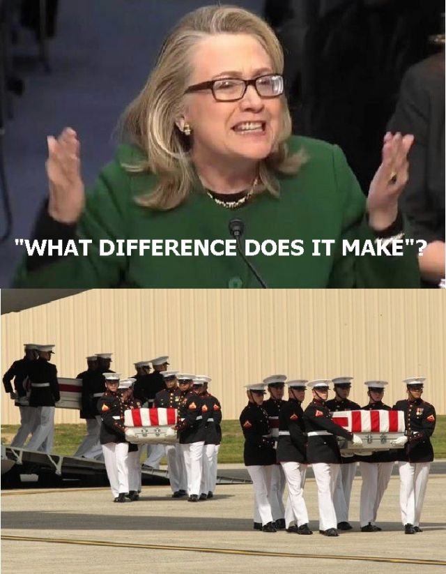 Hillary Heckled: 'You Let Them Die!!' - Benghazi (Video)