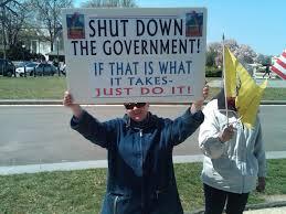 Government Shutdown Won't Actually Shutdown The Govt (Video)